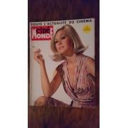 Cinemonde N°1746 Romeo Et Juliette En Poster,Bourvil,Clint Eastwood 3 Pages