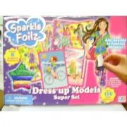 Sparkle Foilz Dress up Models Super Set