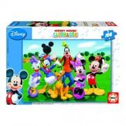 Educa Mickey egér Club puzzle, 100 darabos