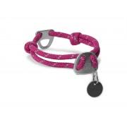 Knot-a lila kutya nyakörv M méret