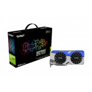 Palit GeForce GTX 1080 GameRock 8GB GDDR5X Dual-Link DVI HDMI 3x Displ