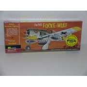 German Wwii Fw190 Focke Wulf Plastic Model Kit