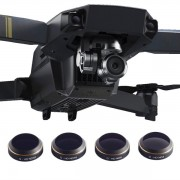 PGYTECH 4i1 G-HD-ND32/16/8/4 Lins Filter Set DJI Mavic Pro