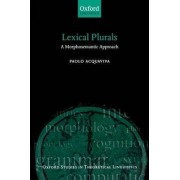 Lexical Plurals by Paola Acquaviva