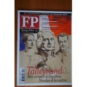 Foreign Policy Edition Française 3 - Talleyrand Mes Conseils À Ségolène, Nicolas Et Les Autres