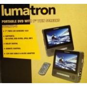 DVD auto Twin Screens 18 cm Lumatron