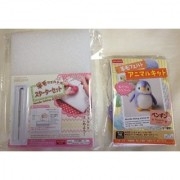 Penguin Needle Felting Animal Kit & Starter Set
