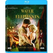 Water for Eelephants BluRay 2011
