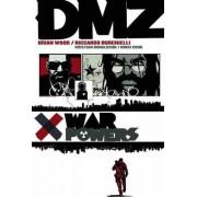 Dmz TP Vol 07 War Powers by Nikki Cook
