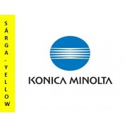 Minolta C654,754 Toner Yellow /o/ TN711Y