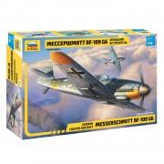 Maquette Avion : Messerschmitt Bf-109 G-6