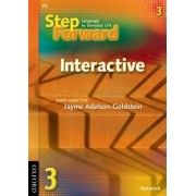 Step Forward 3: Interactive CD-ROM (Internet Use): 3 by Adelson-Goldstein