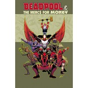 Deadpool and The Mercs For Money Vol. 1(Cullen Bunn)