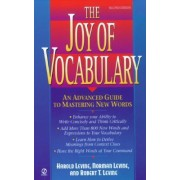 The Joy of Vocabulary by Harold et al Levine