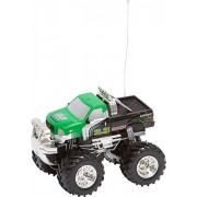 Mini Off-Road Truck [Invento 50008901], Verde, 27 MHz, 1:43 R/C