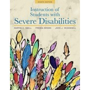 Instruction of Students with Severe Disabilities, Pearson Etext with Loose-Leaf Version -- Access Card Package by Fredda E Brown