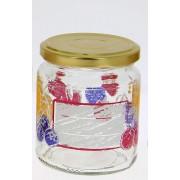 Summer Marmelade 0,3 literes mintás befőttes üveg tetővel - 165264