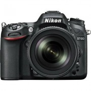 Nikon Lustrzanka cyfrowa NIKON D7100 (18-105 mm ED VR)