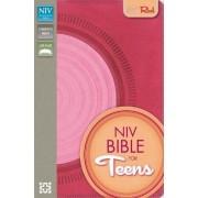 NIV Bible for Teens by Zondervan Publishing
