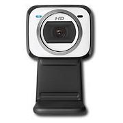 Microsoft LifeCam HD-5001 - Web camera - color - Hi-Speed USB