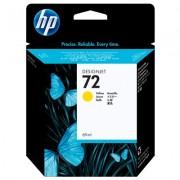HP 72 gele DesignJet inktcartridge, 69 ml