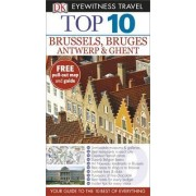 Brussels, Bruges, Antwerp & Ghent by DK Publishing