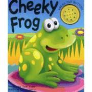 Noisy Book: Cheeky Frog