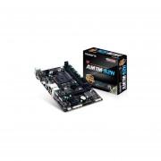 Motherboard Gigabyte GA-AM1M-S2H c audio red DDR3 1600 1333 mhz VGA HDMI micro atx +C+