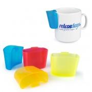 Set da 4 Porta Bustina da tè per tazze