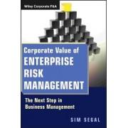 Corporate Value of Enterprise Risk Management by Sim Segal