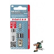 Maglite Magnum Star Xenon lamp for 5 cell