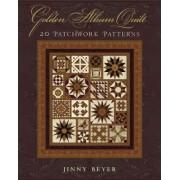 Golden Album Quilt by Jinny Beyer