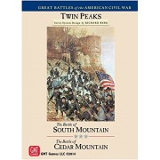 Great Battles of the American Civil War: Twin Peaks: Battle of South Mountain and Cedar Mountain