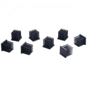 Radiatoare memorii VGA Enzotech BMR-C1-LE Black