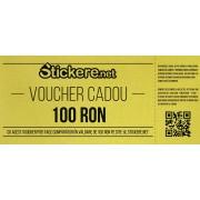 Voucher cadou 100 RON