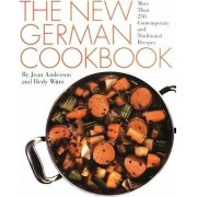 The New German Cookbook by Jean Anderson
