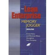 The Lean Enterprise Memory Jogger Desktop Guide by Richard L MacInnes