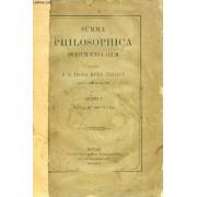 Summa Philosophica In Usum Scholarum, Vol. I, Logica Et Ontologia