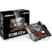 ASRock H110M-ITX/AC - Raty 10 x 37,90 zł