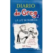 La Ley De Rodrick by Jeff Kinney