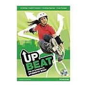 Upbeat Pre-Intermediate Student's Book with Multi-ROM Pack