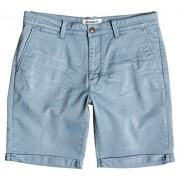 Quiksilver KRANDY chino pantalones cortos Azul Flint Stone