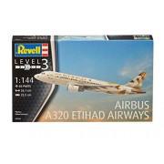 Revell - 63968 - Maquette - Model Set Airbus A320 Ethiad