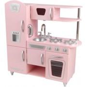 KidKraft 53179 - Cucina Vintage, Rosa