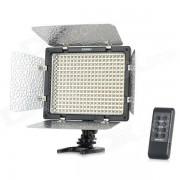 YONGNUO YN300III 18W 2280lm 5500K 300-LED de luz de video - Negro