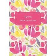 Ivy's Pocket Posh Journal, Tulip
