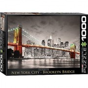 EuroGraphics New York City Brooklyn Bridge Puzzle (1000-Piece)