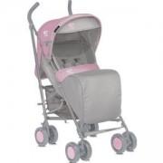 Детска лятна количка Lorelli IMOVE Grey and Pink с покривало 2015