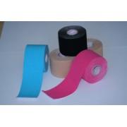 Kineziologický tejp K-Active Classic 50 mm x 5 m růžový
