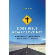 Does Jesus Really Love Me?: A Gay Christian's Pilgrimage in Search of God in America by Jeff Chu
